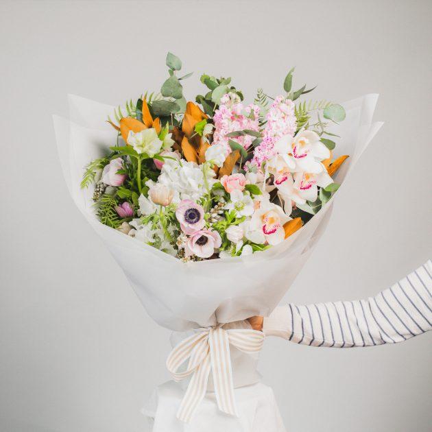 Pretty Bouquet, Soft, Pretty Flowers